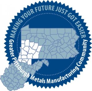 Greater Pittsburgh Metals Manufacturing Community Seal