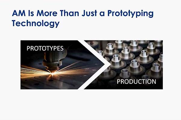 Interested in Additive Manufacturing? Appropriate Next Steps