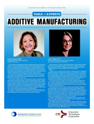 Additive Manufacturing Q&A – Table of Experts