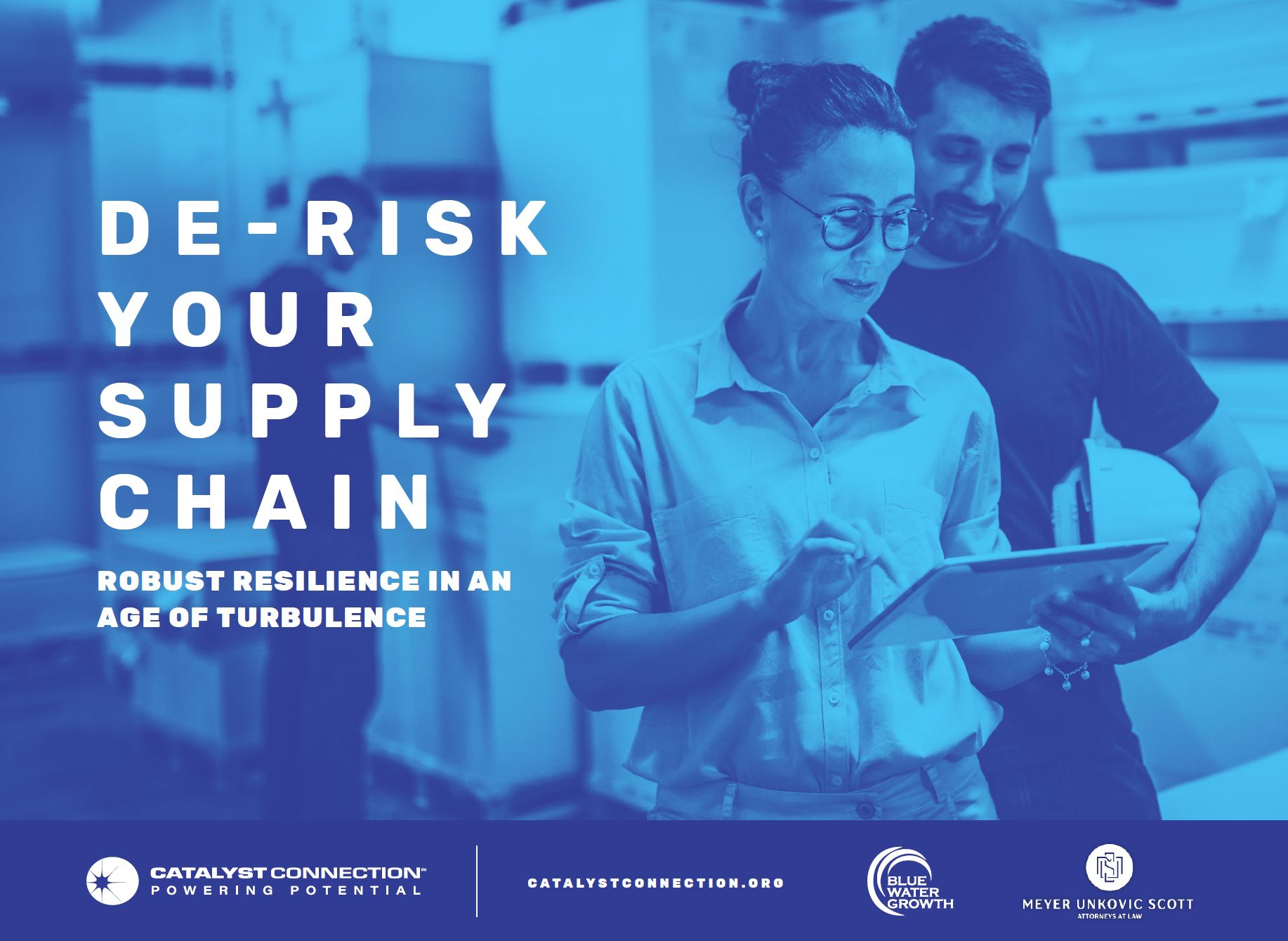 De-Risk Your Supply Chain Cover