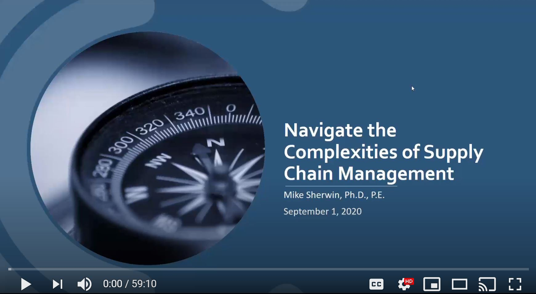 Navigating the Complexities of Supply Chain Management